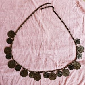 Necklace - no clasp
